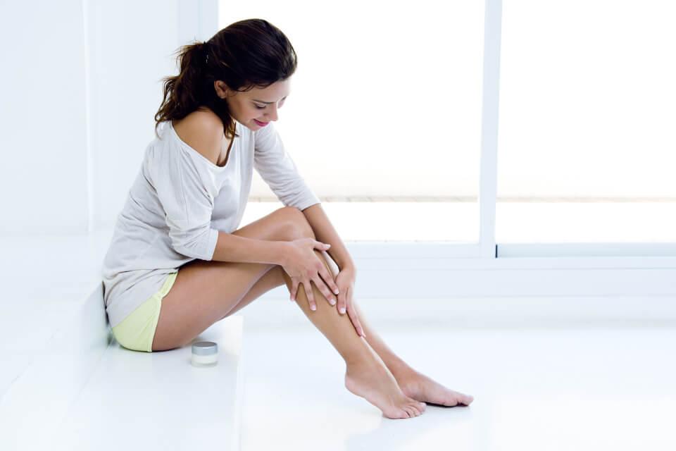 Hidratação da pele durante o inverno