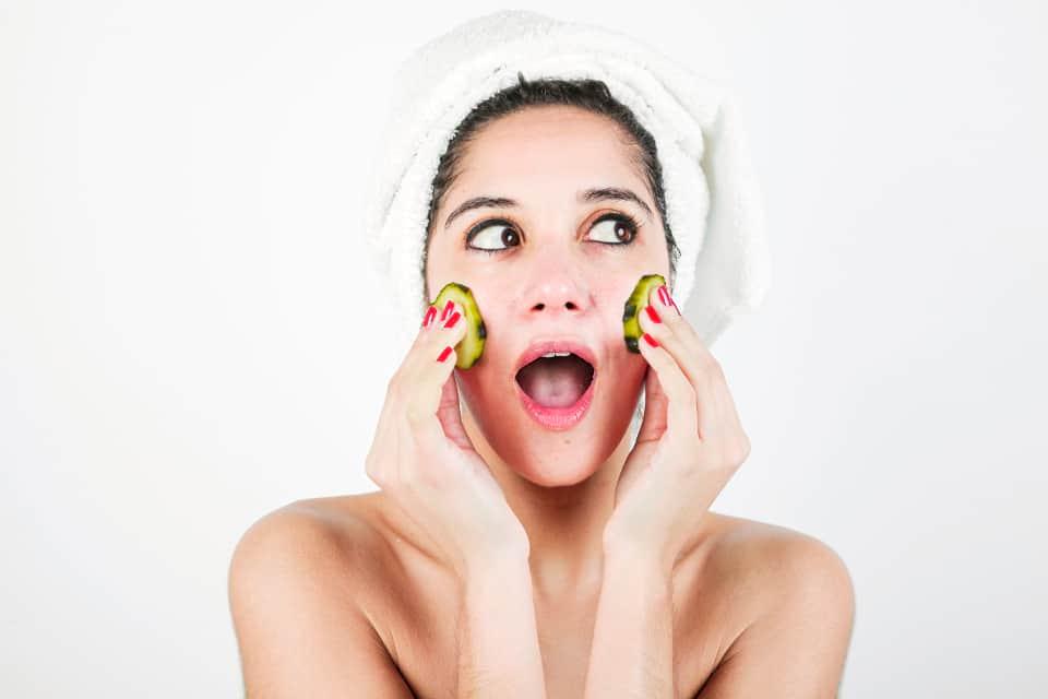 Como ter uma pele bonita melhorando a alimentação